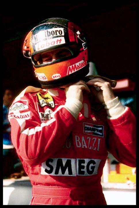 f1 Gilles Villeneuve-España 1979-Image by © Phipps-Sutton Images-Corbis