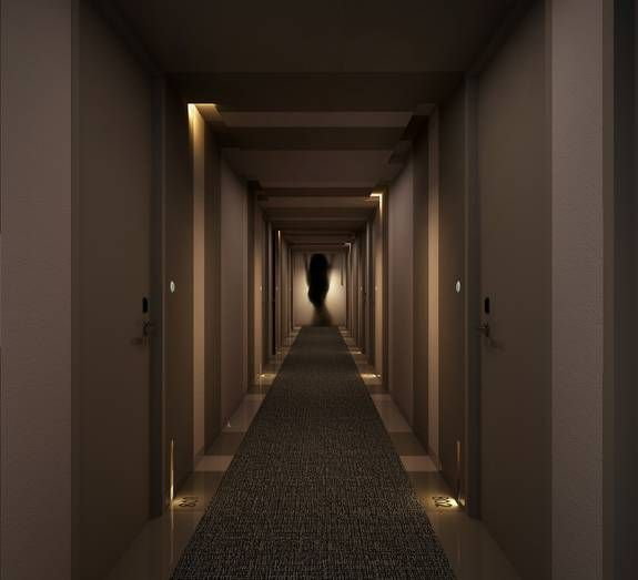49 best images about corridor on pinterest - Corridor entrance ...