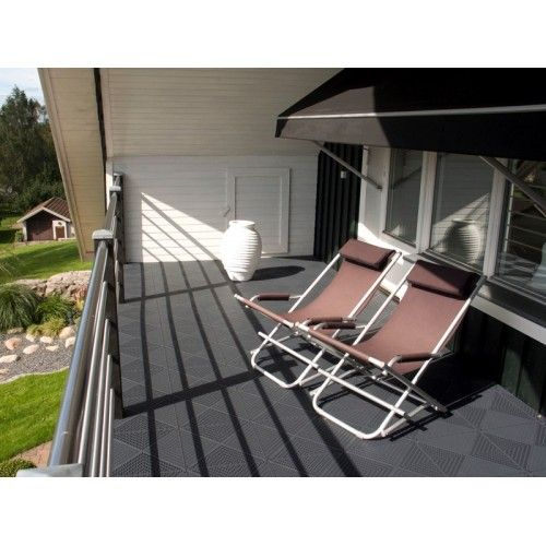Bergo vloertegels - balkontegels