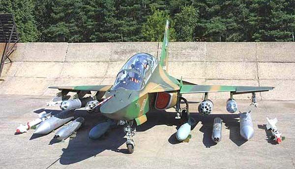 """Jak-130 """"Mitten"""""""