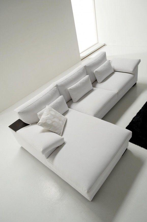 Dodo Corner Sofa Bed is a simple and elegant design