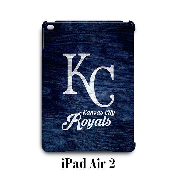 Kansas City Royals Custom iPad Air 2 Case Cover Wrap Around