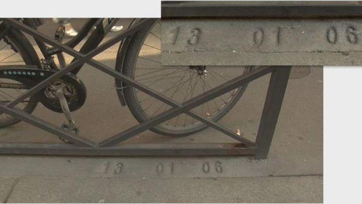 Karambolage 400 - le marquage des trottoirs à Paris