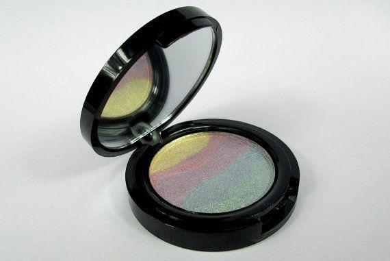Maquillage Boutique MINI 37mm arc-en-ciel par pheesmakeupshop