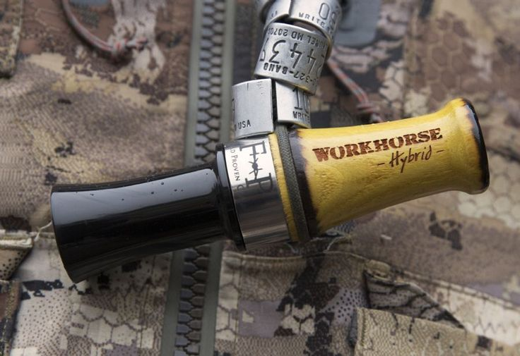 Game Calls 36252: Field Proven Calls Workhorse Goose Call New! -> BUY IT NOW ONLY: $49.9 on eBay!