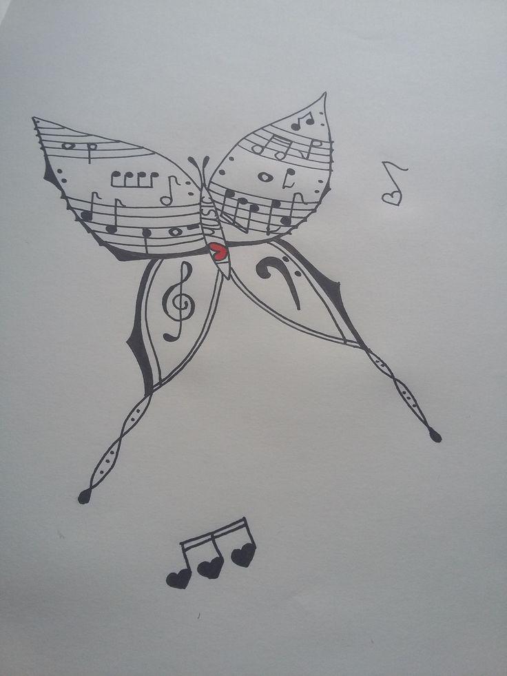 Musik Zeichnen