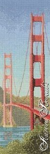 """Мост """"Золотые ворота"""" (№2138) - Пейзажи, здания - Aurora Borealis"""