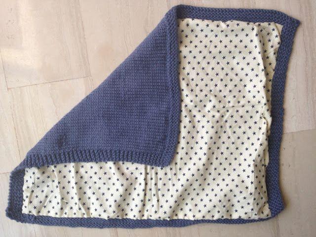 Lucette et Suzette: Tricot cadeau : couverture et gilet pour bébé