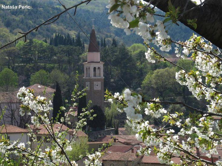 A pochi chilometri da Trieste ecco il comune di San Dorligo della Valle - Dolina