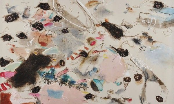 Five Shows to Look Forward to in Asia This Year, Art Net. Pic: Christine Ay Tjoe, The Flying Balloon (2013)