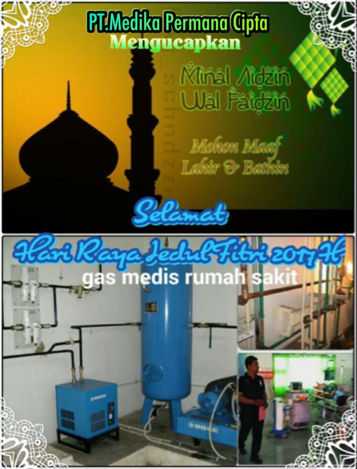 Gas Medis Lebaran