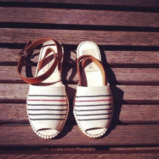 Zensi. Leather ankle strap espadrilles. Gaimo. www.pasionshoes.com.au