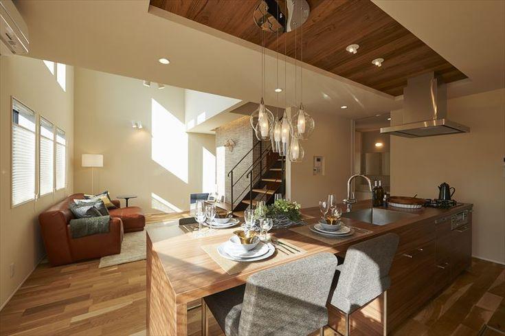 納入事例一覧   園山2丁目モデルについて。実際にグラフテクトのキッチン・家具を納入工した事例をご紹介しております。新築・リフォームなどでご検討の際、ぜひご参照ください。