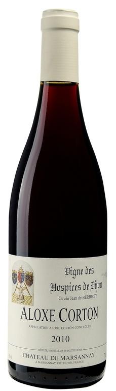 """MyGoodWines - Aloxe-Corton """"Hospices de Dijon"""" - Vin de Bourgogne www.pont-roche.com"""