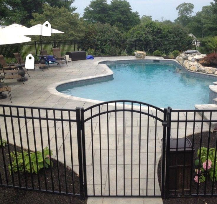 163 best Pool Fencing Ideas images on Pinterest | Garden ideas ...