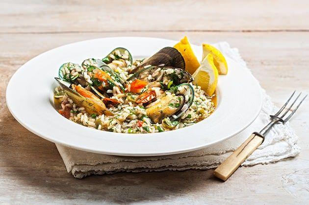 Φτιάξτε αυτό το Μυδοπίλαφο αν θέλετε να μυρίσετε θάλασσα  #Μυδοπίλαφο #Νηστίσιμεςσυνταγές #Συνταγή