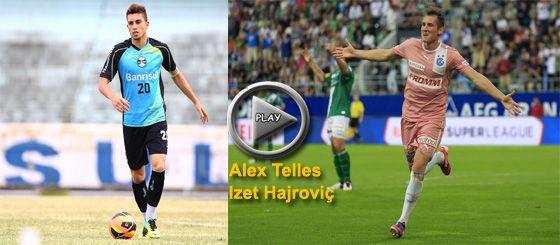 Alex Telles  ve Izet Hajroviç Futbolu, Golleri, Hareketleri  Haberegider.com.Manşet
