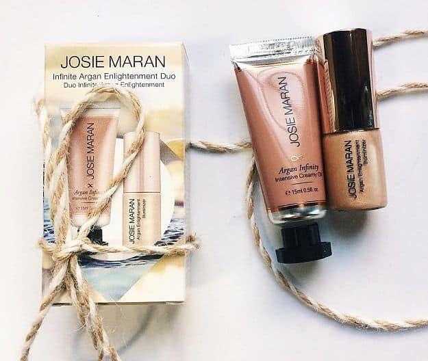 Josie Maran Infinite Argan Enlightenment Duo | Affordable Makeup Gifts You Can F...