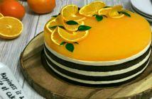 Tort Fanta cu suc de portocale reteta video
