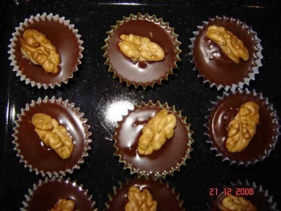 Tradičné orechové šuhajdy.