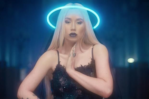 """Iggy Azalea Takes Over A Neon-Filled Church In New Video For """"Savior"""" With Quavo Check out Iggy Azalea's new video for """"Savior"""" featuring Quavo.https://www.hotnewhiphop.com/iggy-azalea-takes-over-a-neon-filled-church-in-new-video-f... http://drwong.live/hip-hop-community-news/iggy-azalea-takes-over-a-neon-filled-church-in-new-video-for-savior-with-quavo-new-video-43326-html/"""