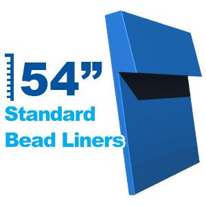 Standard Bead Liners for 54 Inch Pool Wall Heights