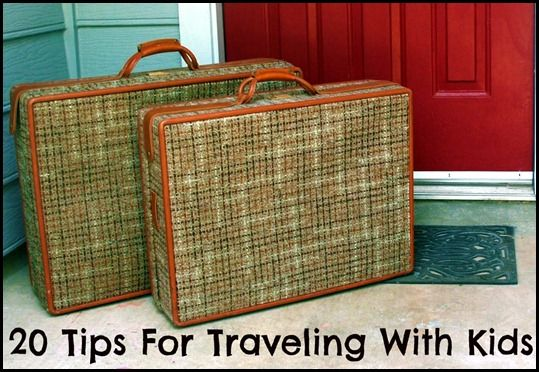 You can never have too many traveling tips! Great tips for traveling