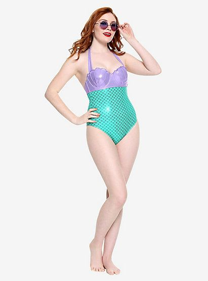 e1cdf48ab9c8b Disney The Little Mermaid Ariel SwimsuitDisney The Little Mermaid Ariel  Swimsuit,