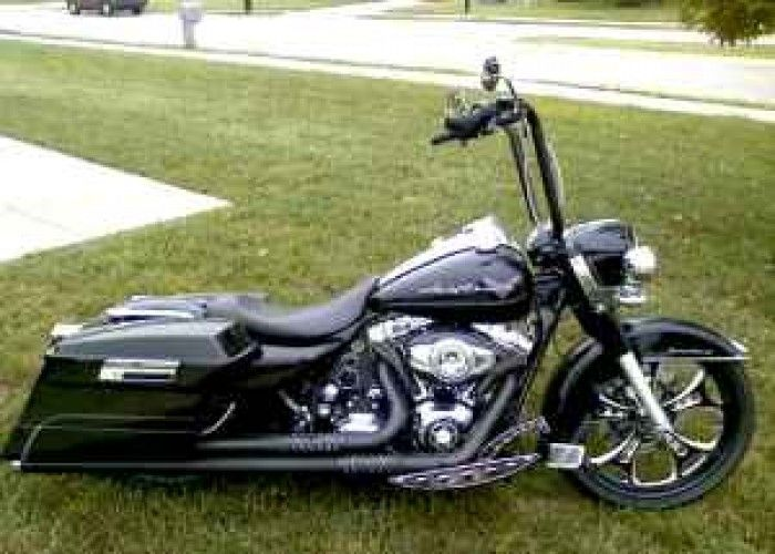ROAD KING PICTS | 2008 HD Road King (ALL BLACK) - $20000 (Bowling Green, KY) for Sale in ...