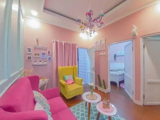 12 Dekorasi rumah minimalis dengan kombinasi warna cat ...
