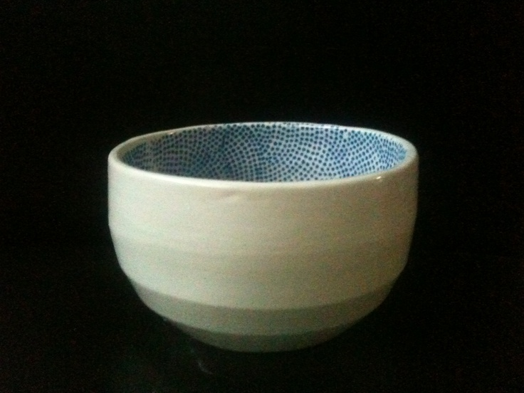 Dotted bowl