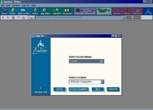 AOL basically defines the 90s. But it also really, kinda defines our youth. Is the dial up noise stuck in your head yet?!