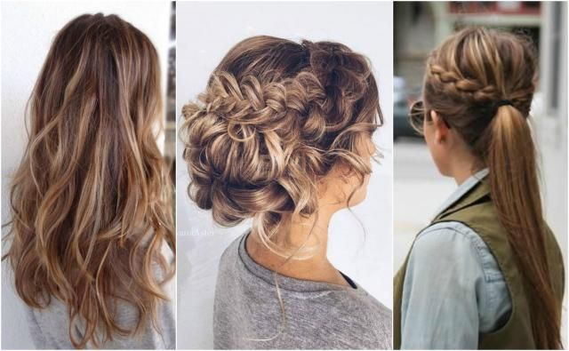 Włosy w kolorze jasnego brązu - która z fryzur będzie pasować?