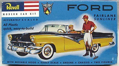 #1242 Revell Ford Fairlane Sunliner 1/32 Scale Plastic Model Kit,Needs Assembly Revell http://www.amazon.com/dp/B00QMPKP2K/ref=cm_sw_r_pi_dp_qxeCwb1VRZJAE