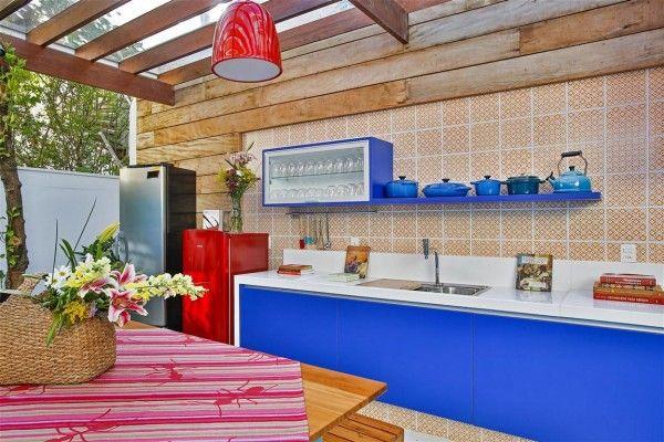 65 melhores imagens de espa o gourmet no pinterest for Kitchen design 65 infanteria