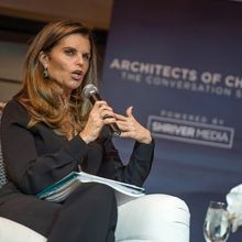 Maria Shriver Is on a Mission to Make the World Better