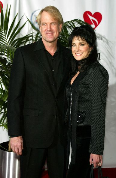 Connie Sellecca and John Tesh - Married since 1992 this couple has proven their staying power.------------22 yrs