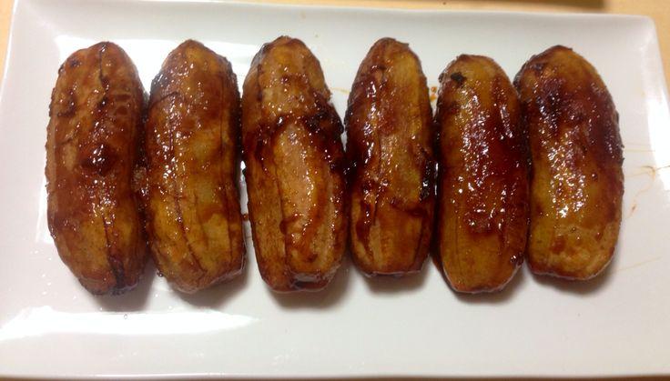 Maruya ( banana cue)