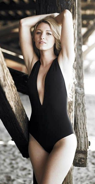 Love this black one piece bathing suit