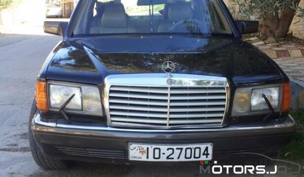 1980 Mercedes benz S280