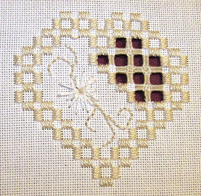 Hardanger Heart by Allisona, via Flickr