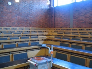 University of Jyvaskyla, designed by Aalto