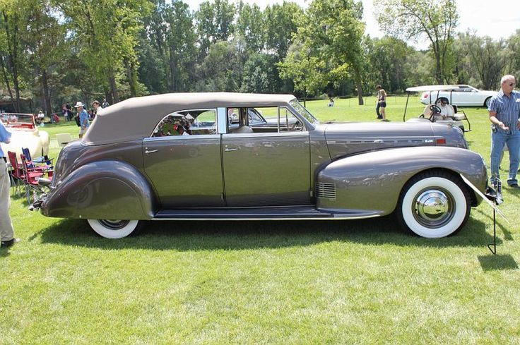 17 best images about classic lincolns on pinterest for 1940 mercury 4 door convertible