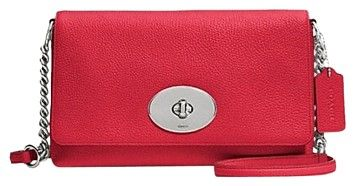 Coach F53083 True Red Cross Body Bag on Sale, 29% Off   Cross Body Bags on Sale at Tradesy