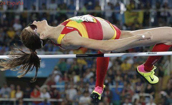 Ruth Beitia logra la mejor marca mundial del año