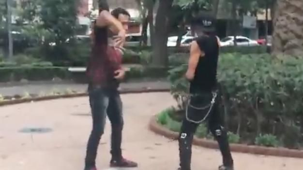 This Video of Mexican Goths Dancing to Techno Proves There's Still Goodness in the World