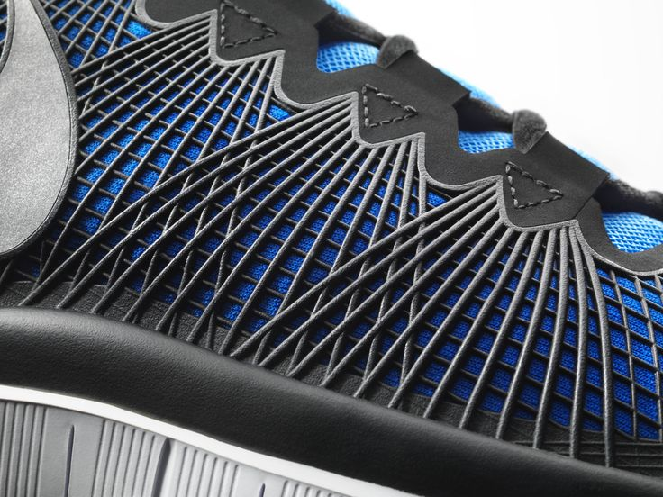 sport shoes / three layers / intersect / composite material