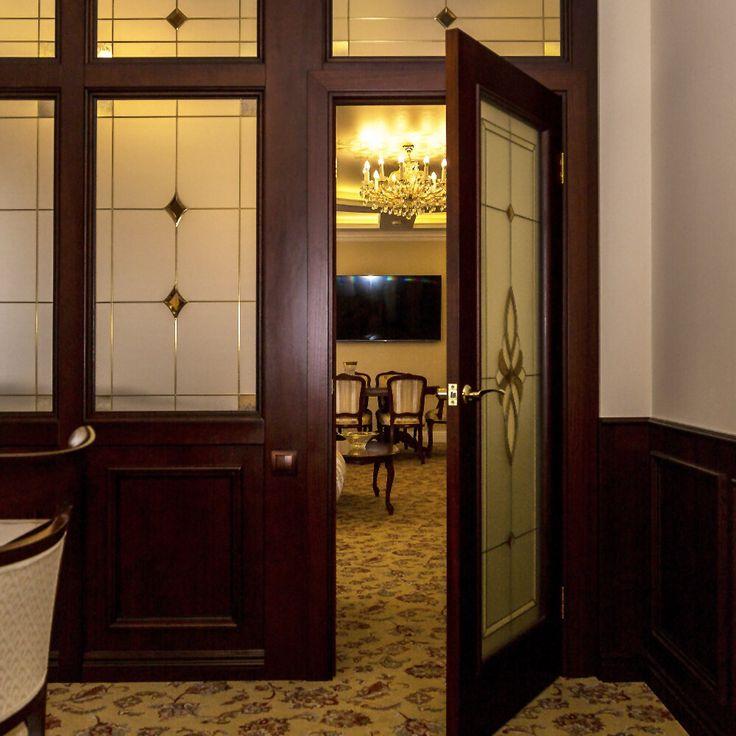 Межкомнатные двери и перегородки RuLes в интерьере #дверь #межкомнатная #интерьер #русский_лес