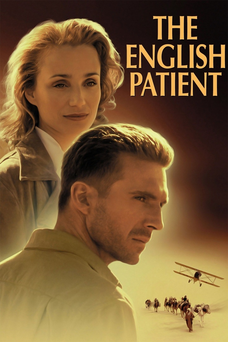 By far, the best movie ever! I dont know why I waited so long to watch...The English Patient