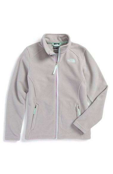 The North Face 'Mckhumbu' Fleece Jacket (Big Girls)